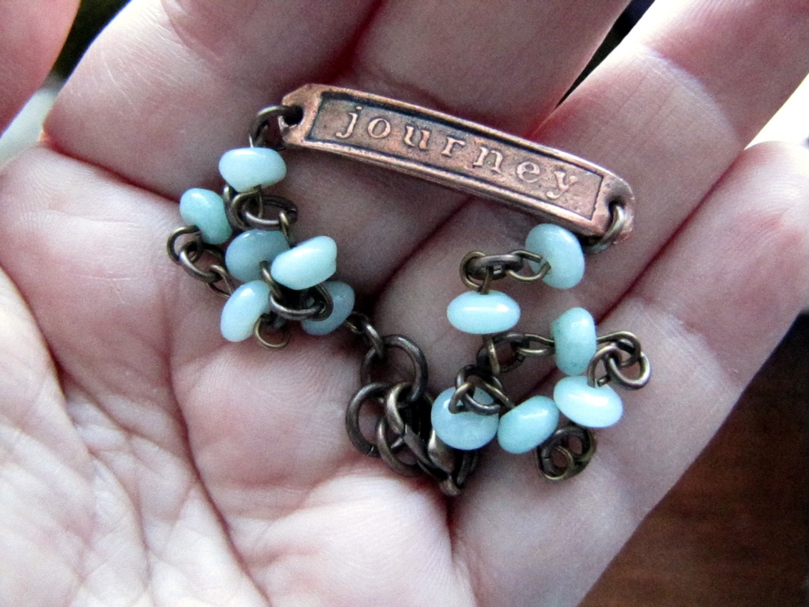 RESERVED Journey Id Bracelet
