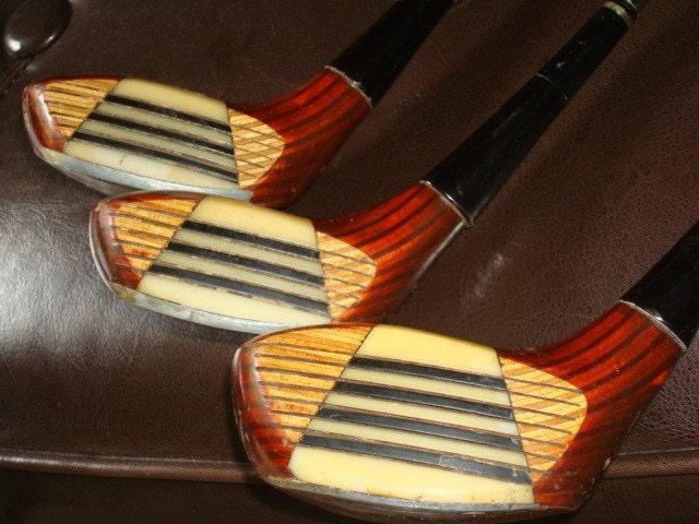 Vintage Wilson Classic Golf Club Set Johnny Miller Signature 11 Clubs