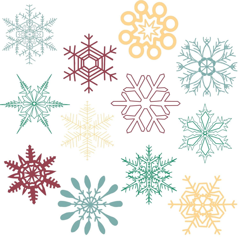 Winter Border Clip Art...