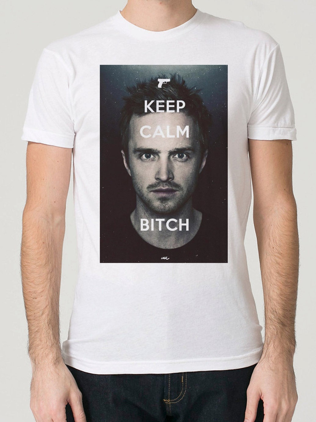 Keep Calm... bitch by CustomsTeeParadise