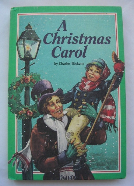 A Christmas Carol by Charles Dickens Vintage by TheVintageRead