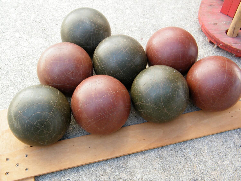 mason moore bocce balls № 48095
