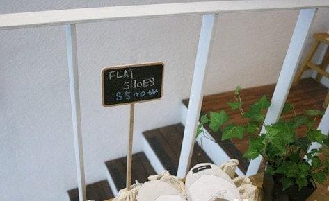 Chalkboard Garden Picks (2ea)