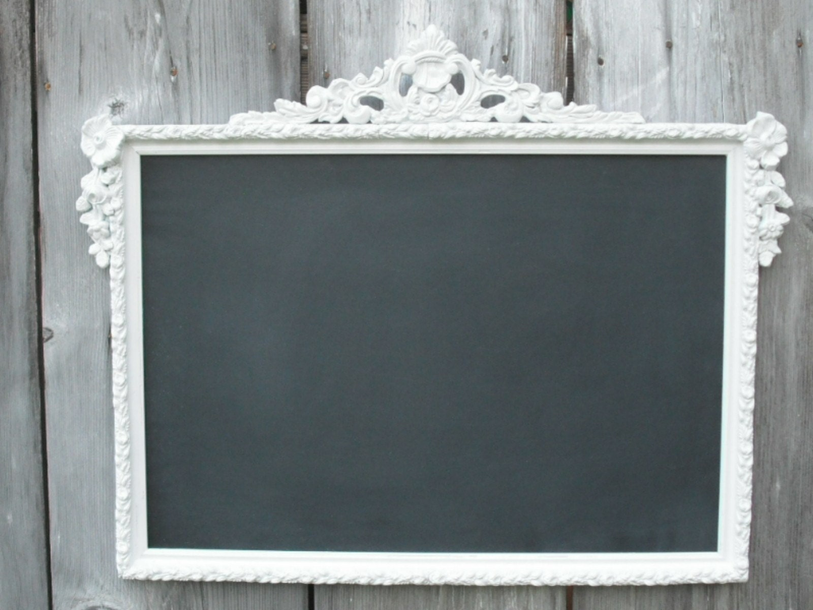 Vintage Chalkboard-RESERVE FOR COLLEEN