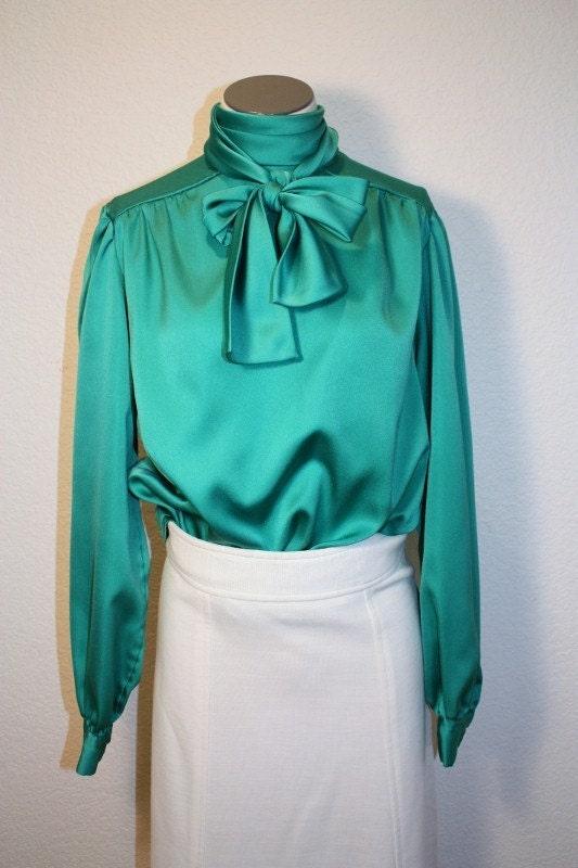 Изумрудная Блузка С Доставкой