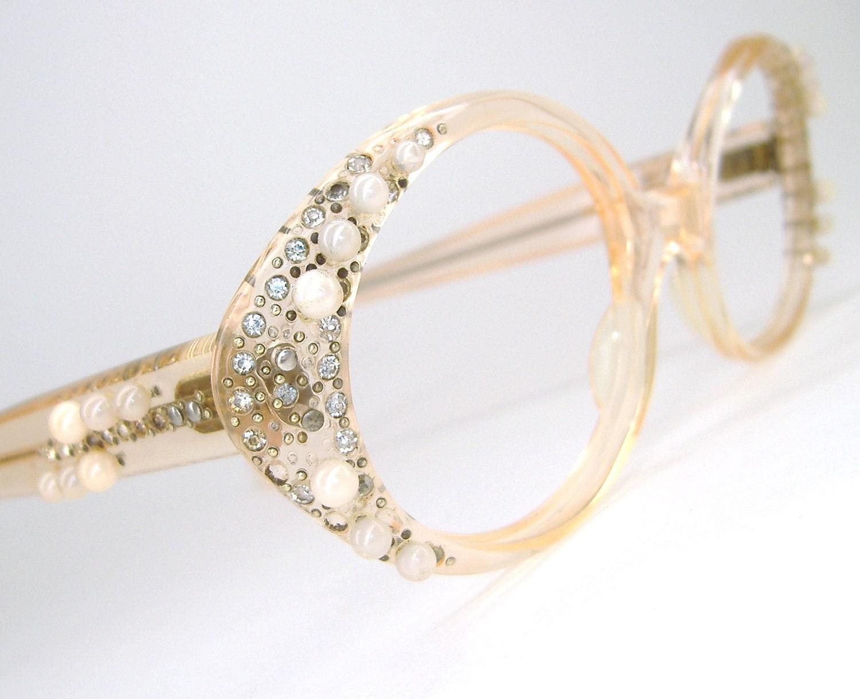 Vintage Cat Eye Glasses Child