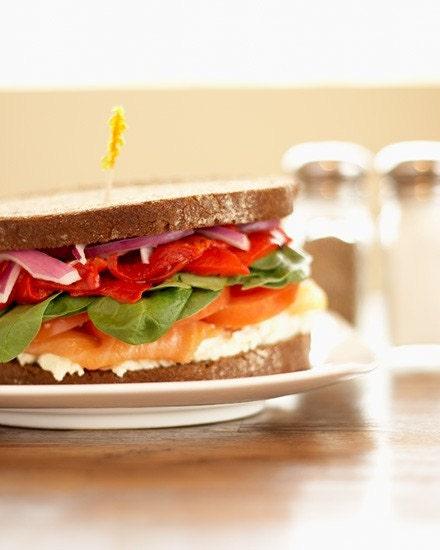 Portrait of a Sandwich - 8x10 Modern Fine Art Photograph