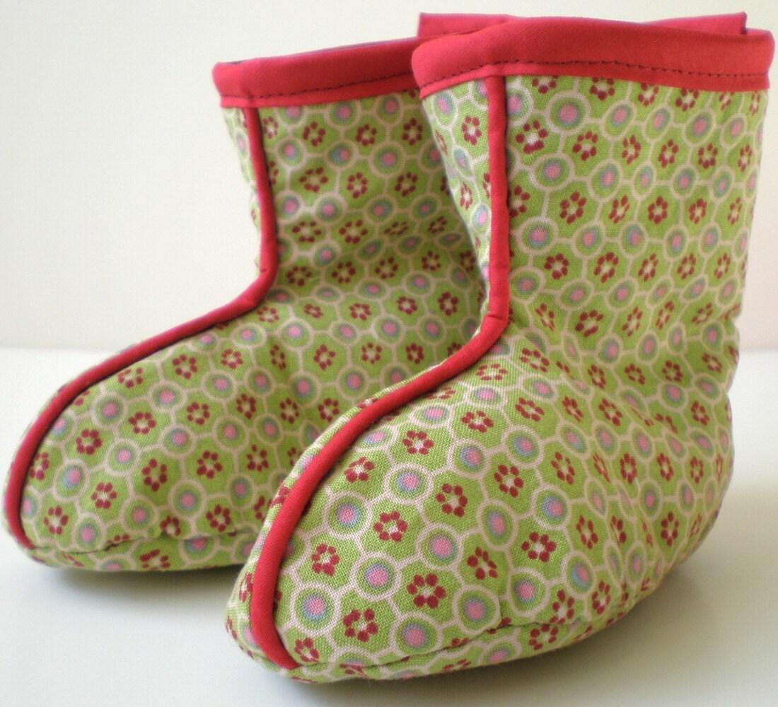 Mattie - Baby Boots (6-12m)