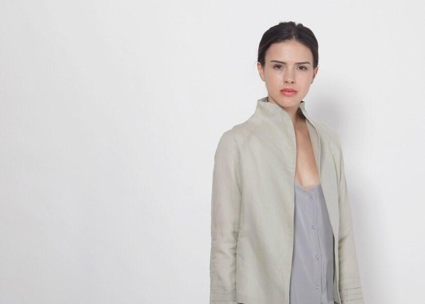 SPECIAL SALE  30% OFF Women jacket - LayouDesign