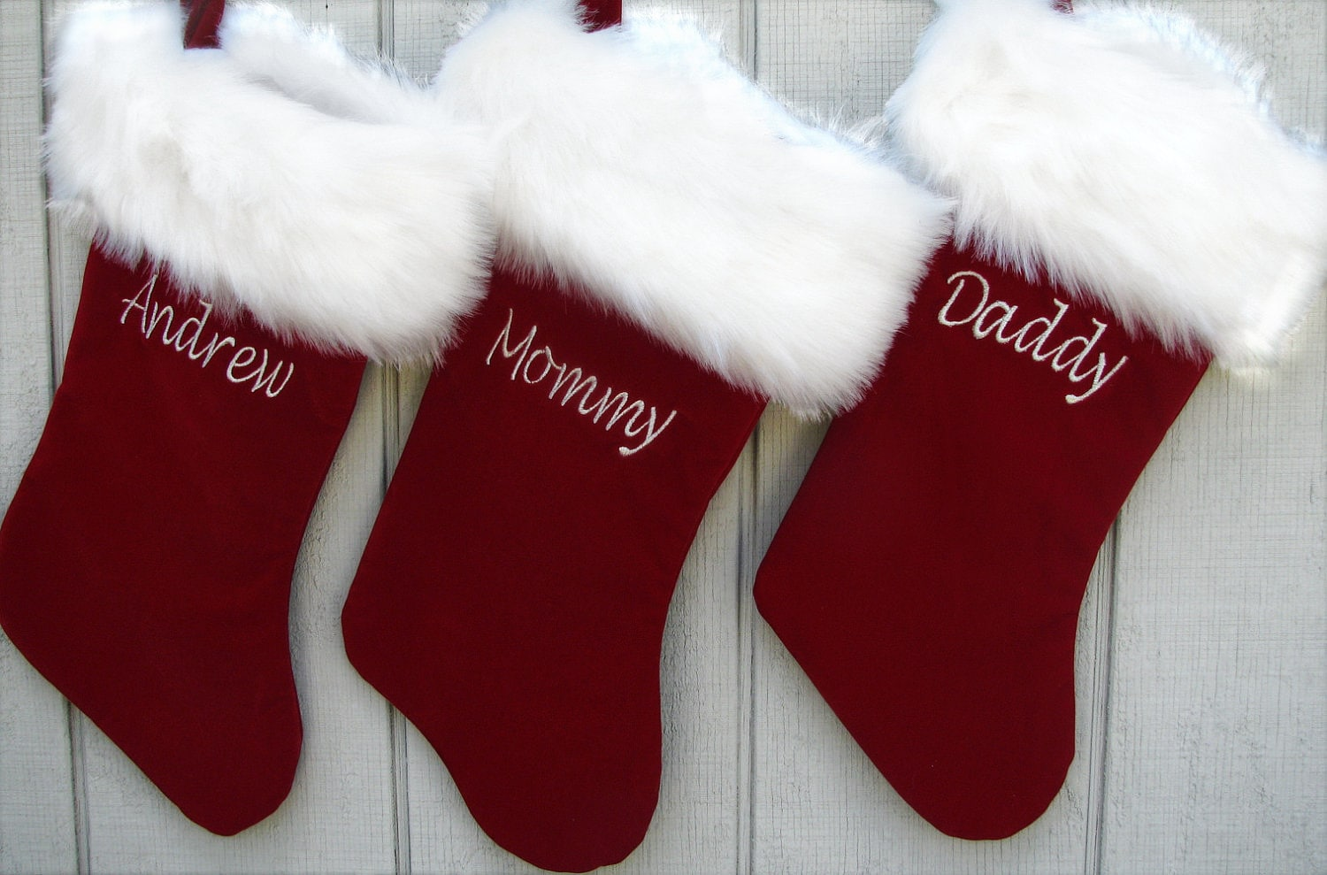 Christmas Stockings Made In Usa