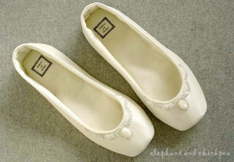 Wedding Ballet Shoes-2