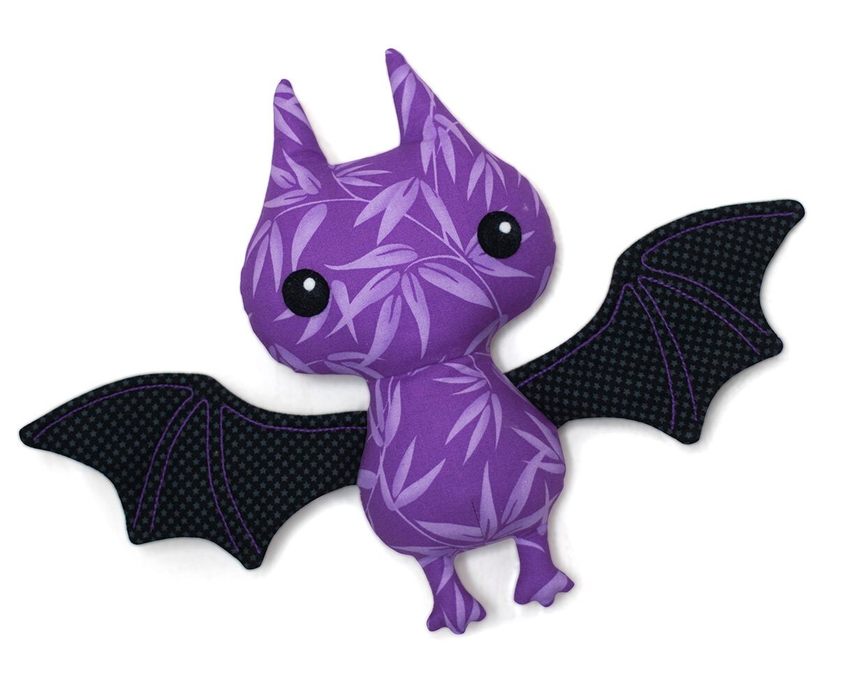 bat sewing pattern
