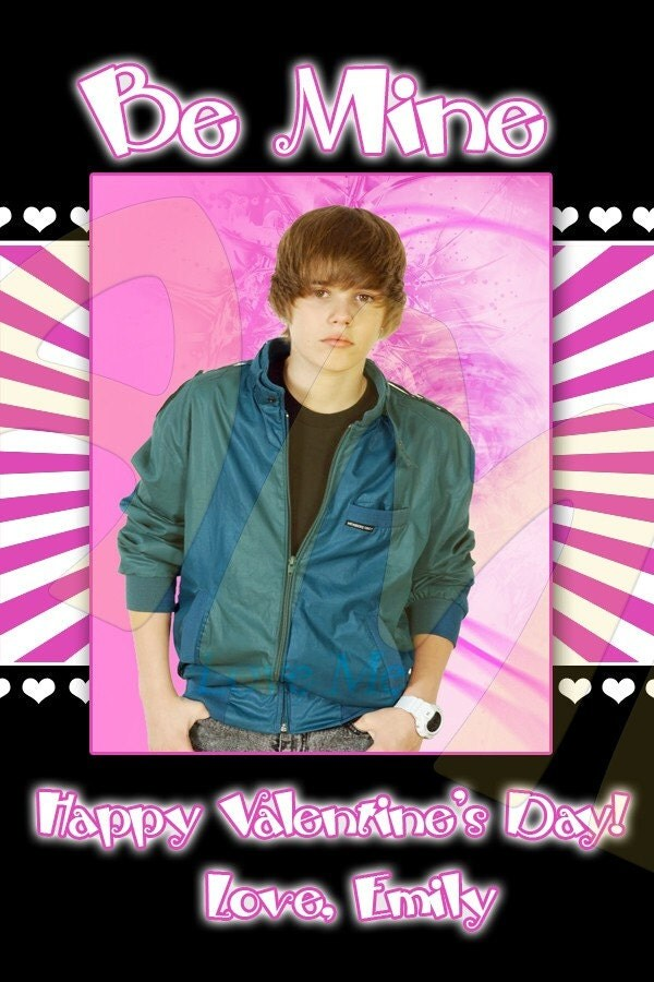 justin bieber birthday cards to print. justin bieber ticket irthday print out irthday cards to