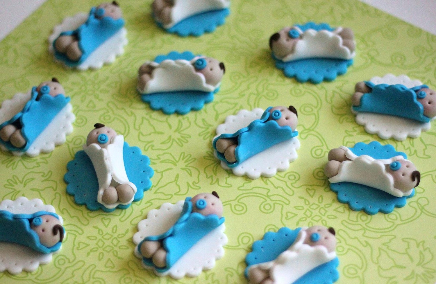Popular items for boy baby shower cake on Etsy