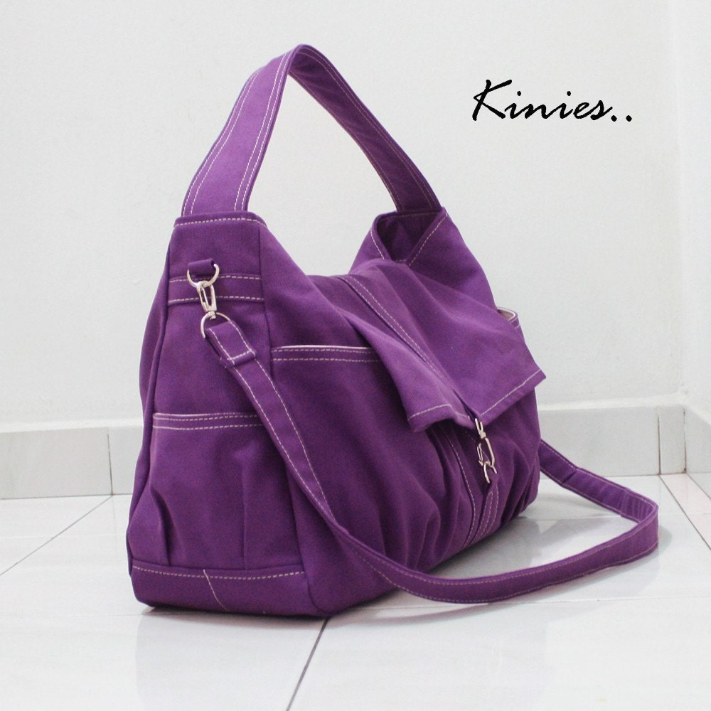 "SALE  10% off Use Coupon Code ""kinies10"" - KINIES CLASSIC  in  Purple"