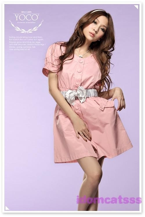 1Name : پینک شرت آستین کوتاه لباس 103