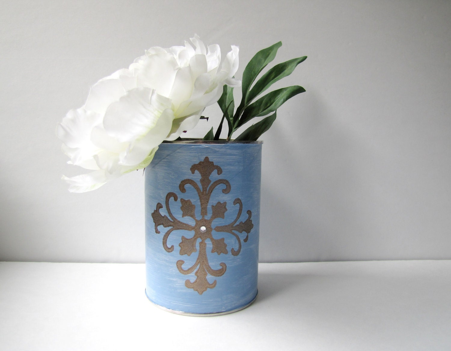 French Blue Catchall - KiwiTiniCreations