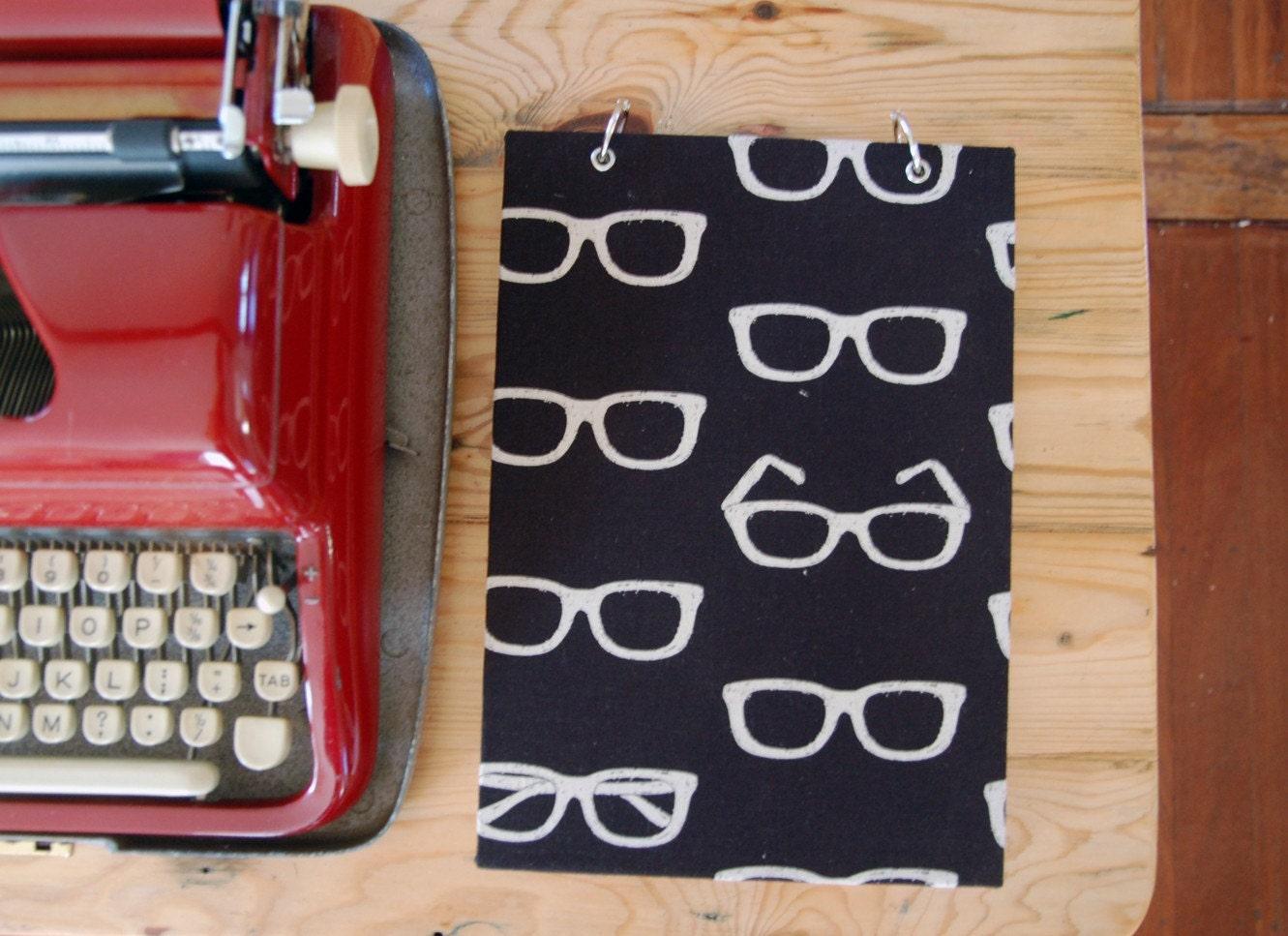 notebook eco friendly // geek glasses