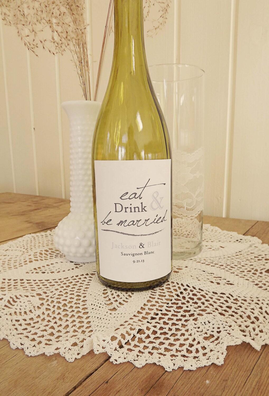 Wine Label Templates