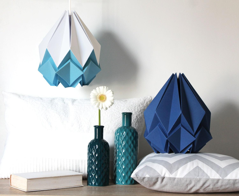 suspension_origami_bicolore_chambre_enfant_blanc_bleu_etsy
