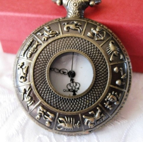 Antique zodiac watches