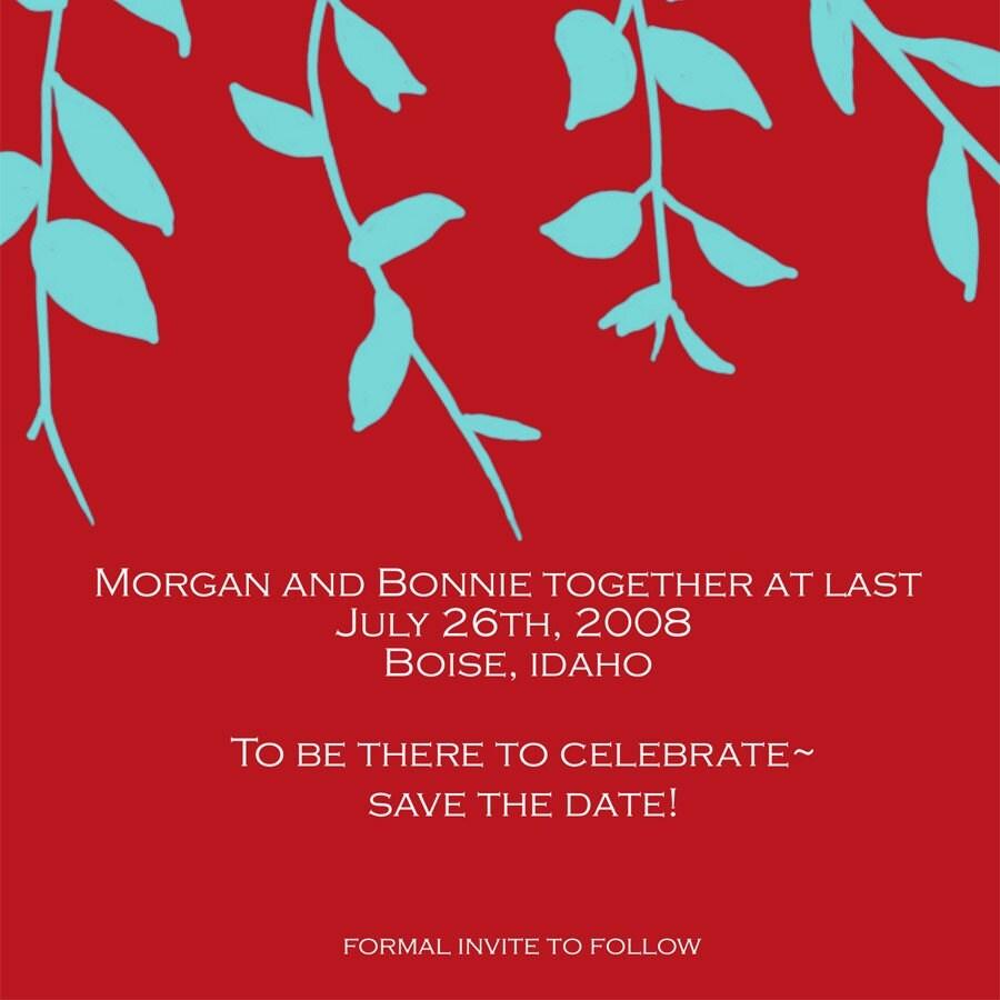 Handmade Weddings: Invitation Options with Moontreepress - Etsy Journal