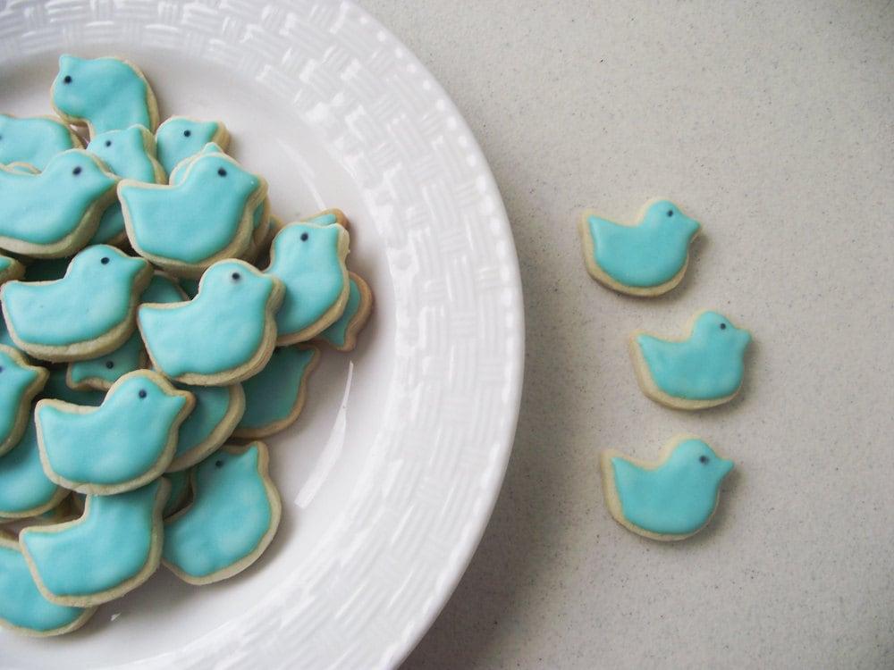 baby duck sugar cookies twitter birdb sugar cookies for baby shower