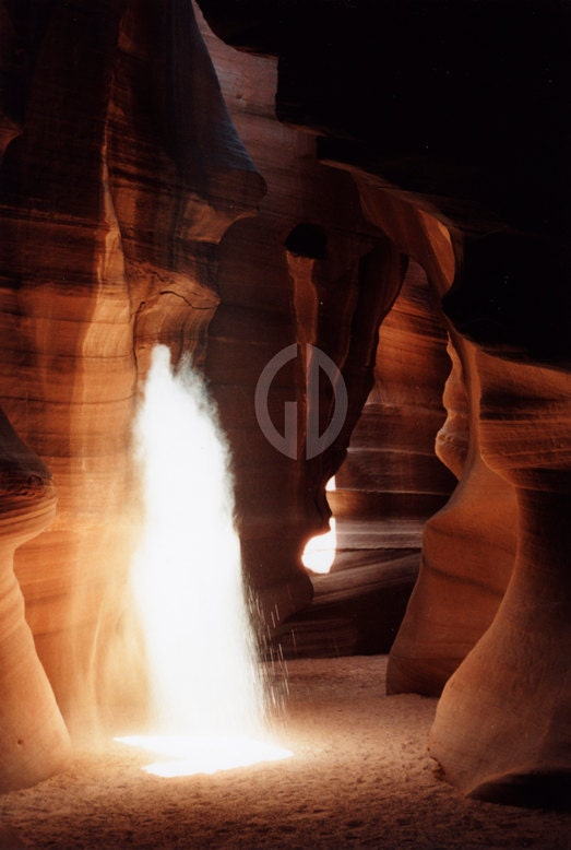 Fine Art Photography .  Antelope Canyon - GreenDesignsCS