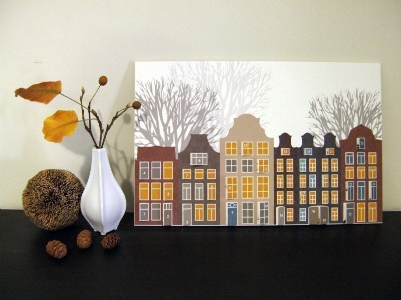 Amsterdam Advent Calendar