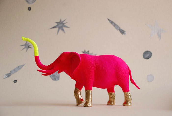 elephant - the strange planet