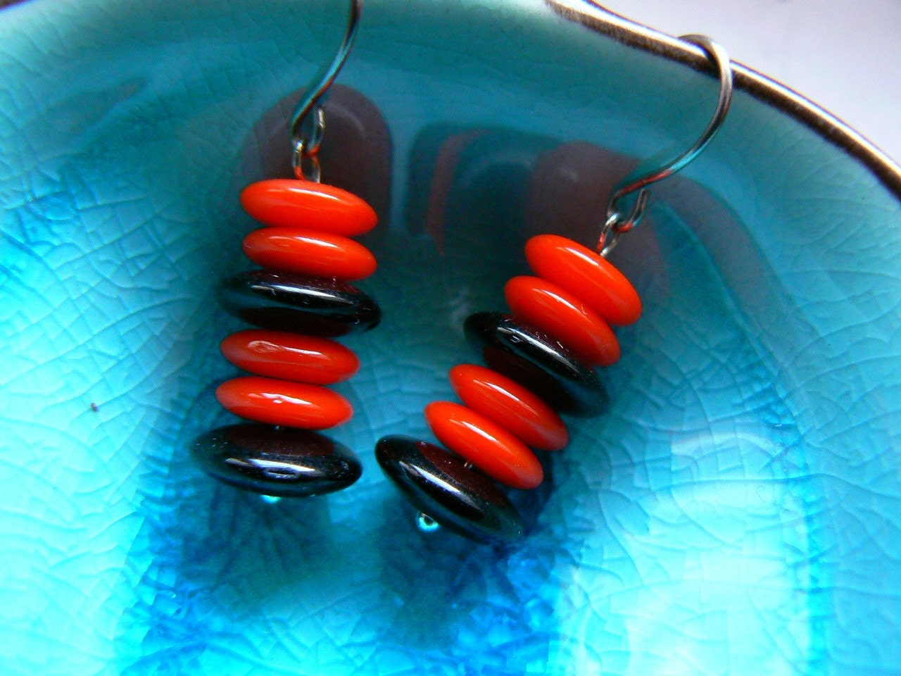 SALE - Carmen's temptation earrings
