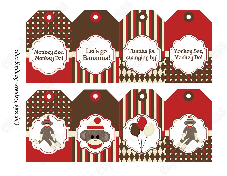 Httpwww Calendariu Comtagfree Printable Gift Tags Templates | New ...