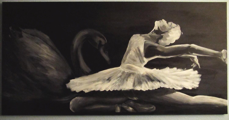Black and White Ballerina #3 - HeloBravo