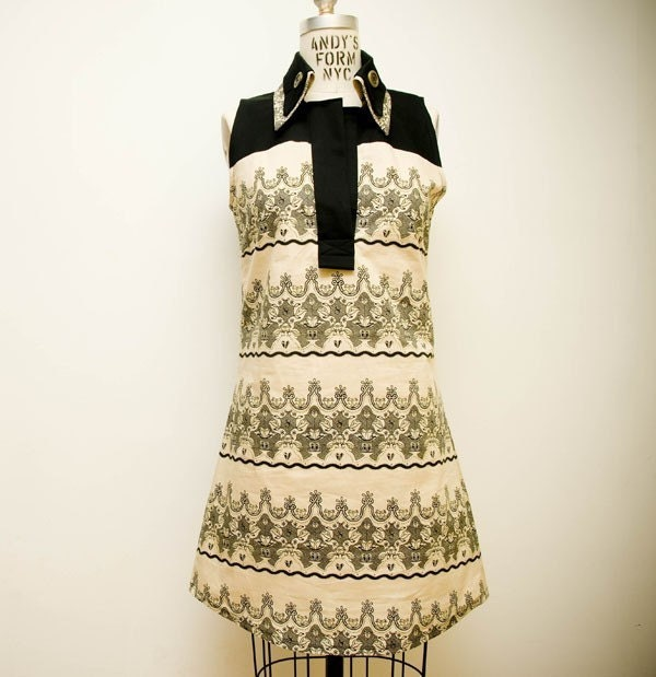 LEMONSTORY Vacation dress-Romantic Lace print