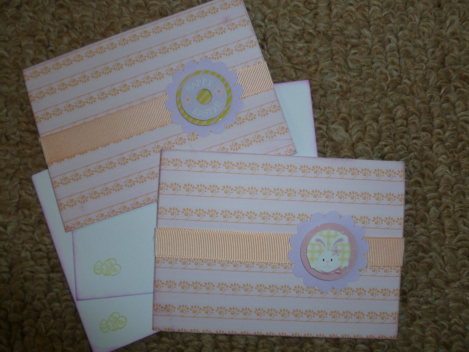 Easter Duo Cards with Envelopes