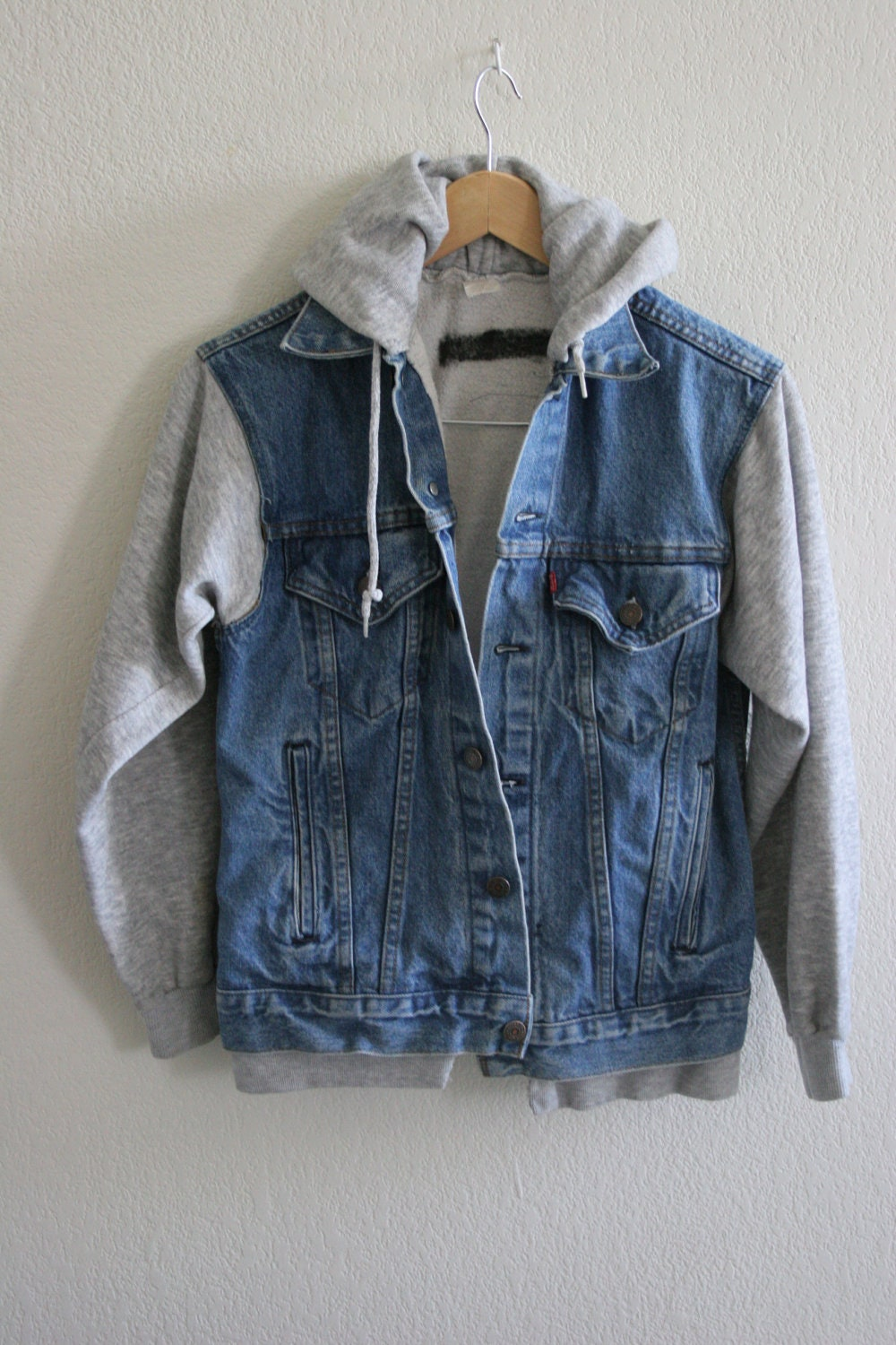 Levi Denim Jackets And Vests Pictures to Pin on Pinterest - PinsDaddy