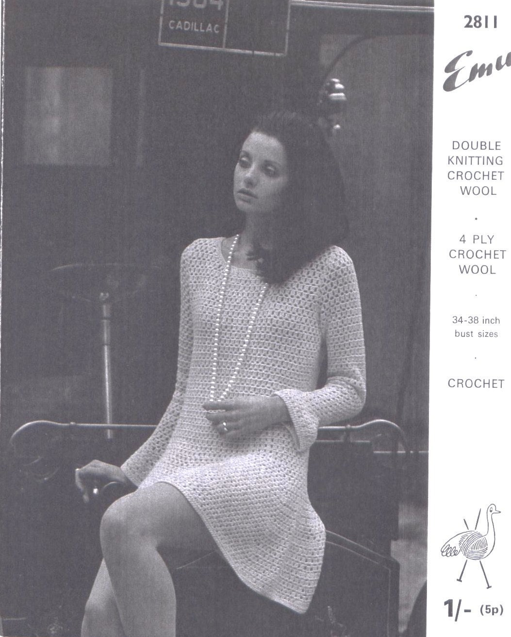 Crochet sweater and scarf patterns for today's handcrafts