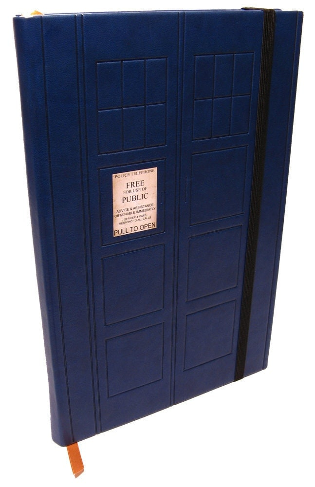 journal Tardis