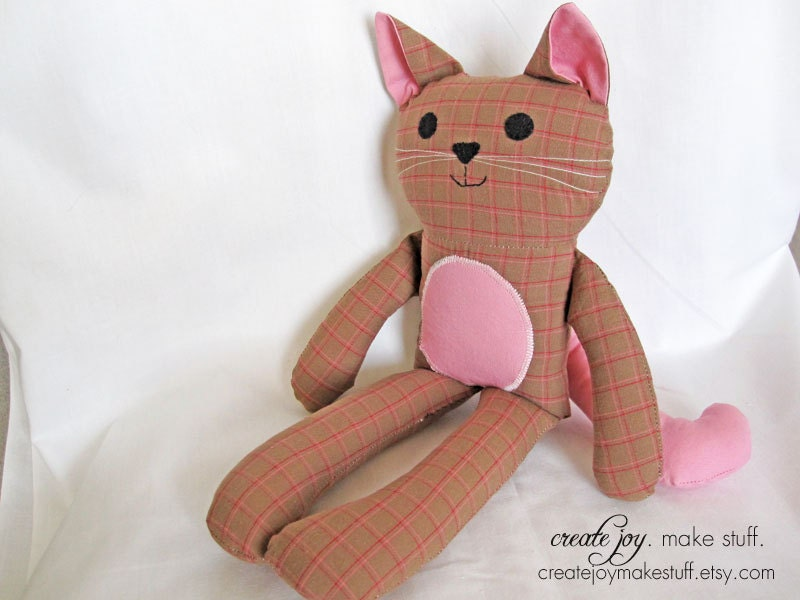Cat sewing patterns images - Cat clothing patterns free ...