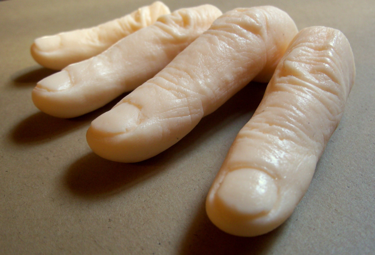 Halloween Party Soap Fingers Decoration