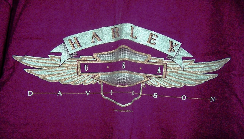 1993 Vintage Harley Davidson