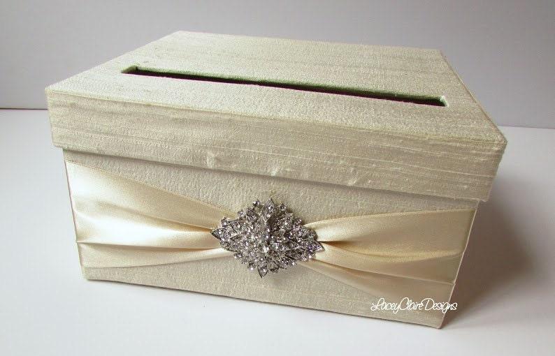 bridal shower card box baby shower card holder small wedding card box