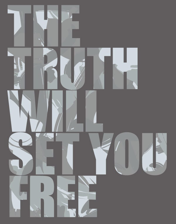 Colorbee Creative The Truth Will Set You Free