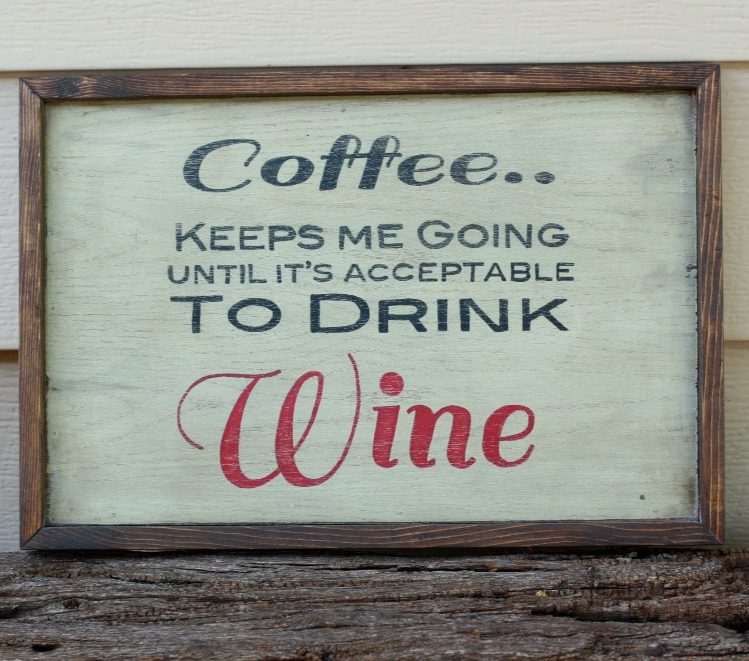 Popular items for wine signs on Etsy