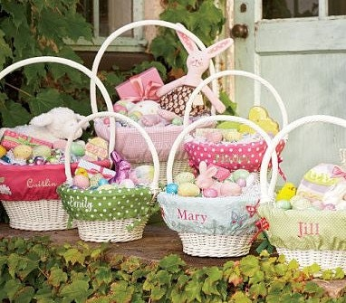 Custom made Easter Basket (Choose 3 items)