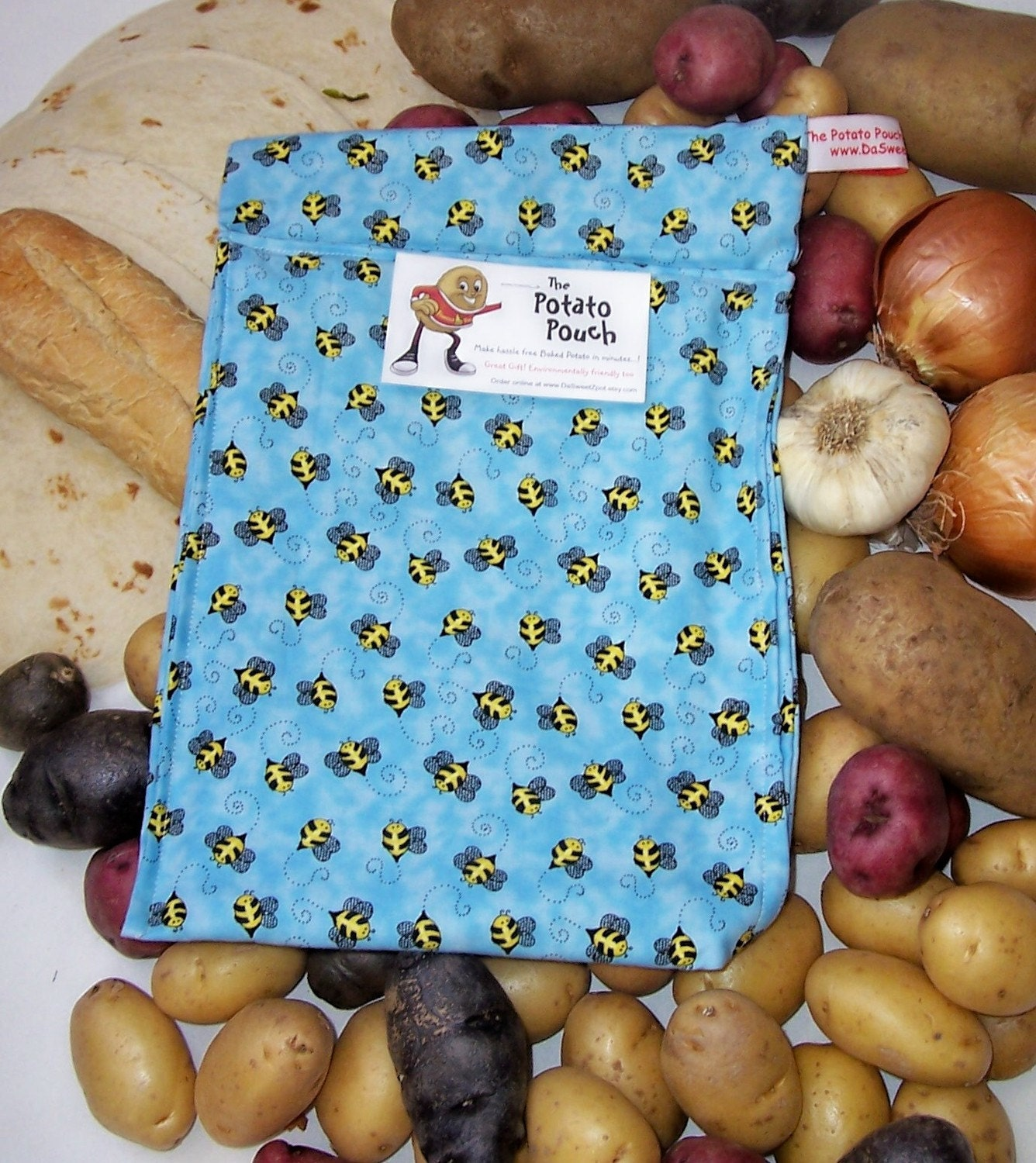 Microwave potato bag pattern in Free Projects & Patterns Forum