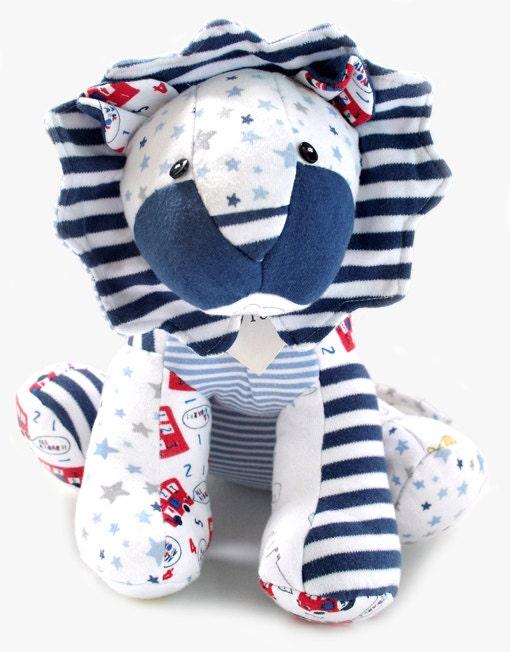 Keepsake Lion  Handmade memory keepsake from your loved ones ClothingBaby ClothesTshirtsShirtBlanket
