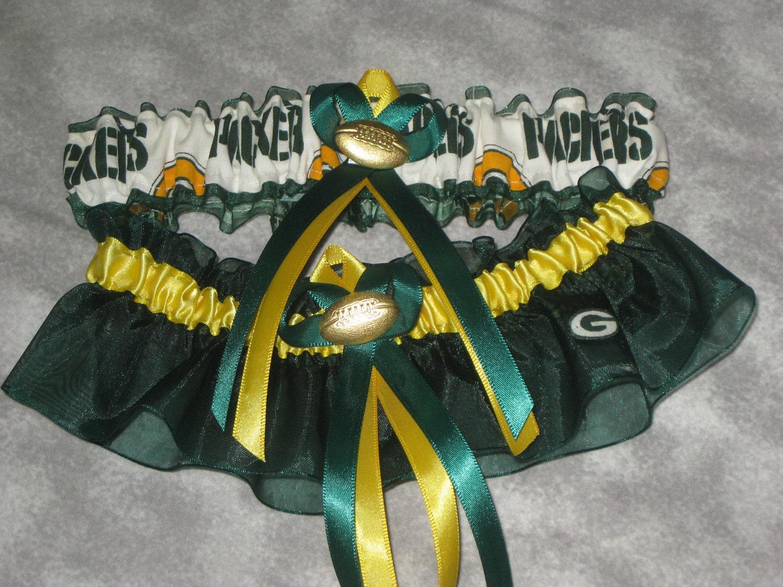 packers garter accessories