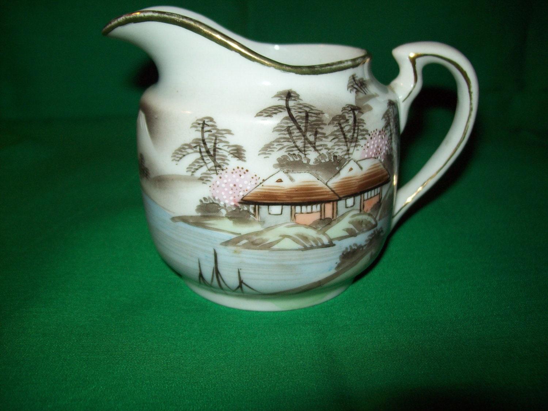 Japanese Ceramic/Porcelain Creamer