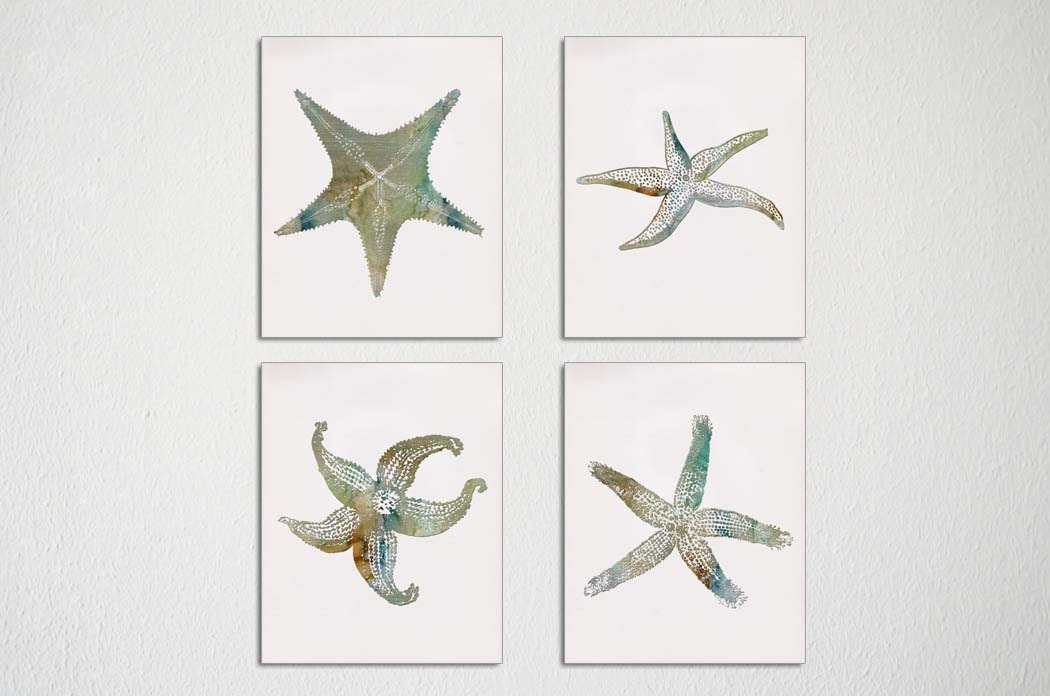 Gold Starfish Wall Decor : Unavailable listing on etsy